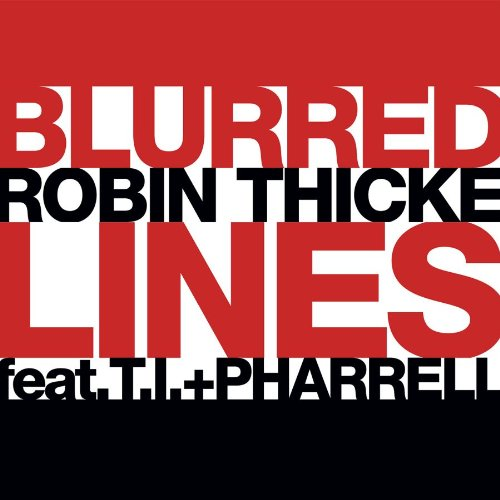Robin Thicke Blurred Lines profile picture