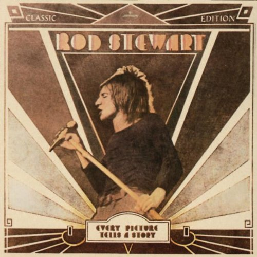 Rod Stewart Maggie May pictures