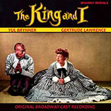 Download or print I Whistle A Happy Tune (from The King And I) Sheet Music Notes by Rodgers & Hammerstein for Piano