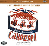 Download or print The Carousel Waltz Sheet Music Notes by Rodgers & Hammerstein for Piano