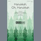 Download or print Hanukkah, Oh, Hanukkah Sheet Music Notes by Roger Emerson for 2-Part Choir