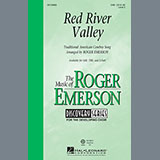 Download Traditional American The Red River Valley (arr. Roger Emerson) Sheet Music arranged for TBB - printable PDF music score including 10 page(s)