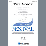 Download Roger Emerson The Voice - Violin Sheet Music arranged for Choir Instrumental Pak - printable PDF music score including 2 page(s)