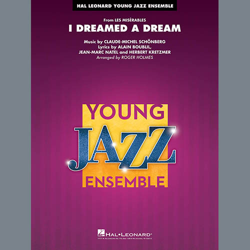 Roger Holmes I Dreamed a Dream (from Les Miserables) - Tenor Sax 1 pictures