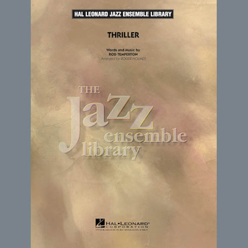 Roger Holmes Thriller - Tenor Sax 2 profile picture