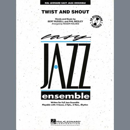 Roger Holmes Twist And Shout - Baritone Sax profile picture