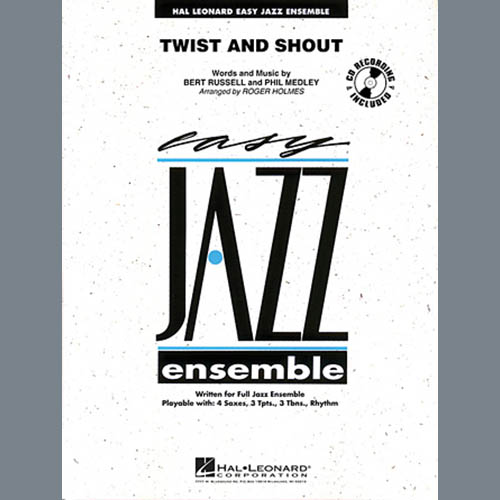 Roger Holmes Twist And Shout - Full Score profile picture