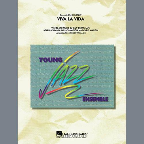 Roger Holmes Viva La Vida - Baritone Sax profile picture