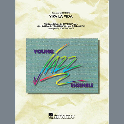 Roger Holmes Viva La Vida - Full Score profile picture
