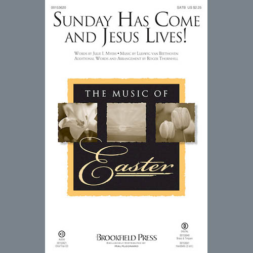 Roger Thornhill Sunday Has Come and Jesus Lives! - Handbells profile picture
