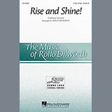 Download African-American Spiritual Rise And Shine! (arr. Rollo Dilworth) Sheet Music arranged for 3-Part Treble - printable PDF music score including 8 page(s)
