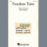 Download Rollo Dilworth Freedom Train Sheet Music arranged for 4-Part - printable PDF music score including 13 page(s)