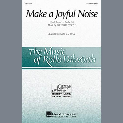 Rollo Dilworth Make A Joyful Noise profile picture