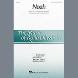 Download Rollo Dilworth Noah Sheet Music arranged for 4-Part - printable PDF music score including 14 page(s)