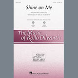 Download Rollo Dilworth Shine On Me Sheet Music arranged for TBB Choir - printable PDF music score including 11 page(s)