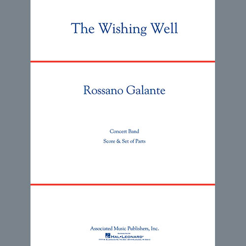 Rossano Galante The Wishing Well - Bb Clarinet 3 profile picture