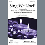 Download Traditional Carol Sing We Noel (arr. Ruth Morris Gray) Sheet Music arranged for Choral TBB - printable PDF music score including 9 page(s)