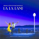 Download Ryan Gosling & Emma Stone A Lovely Night (from La La Land) Sheet Music arranged for Piano & Vocal - printable PDF music score including 8 page(s)