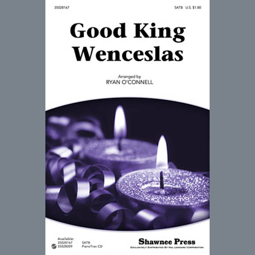 Ryan O'Connell Good King Wenceslas profile picture