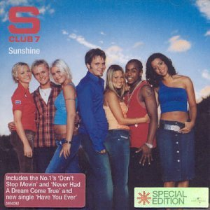 S Club 7 Don't Stop Movin' pictures