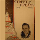 Download or print Street Of Dreams Sheet Music Notes by Sam Lewis for Piano