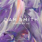 Download Sam Smith Stay With Me Sheet Music arranged for VCLDT - printable PDF music score including 2 page(s)