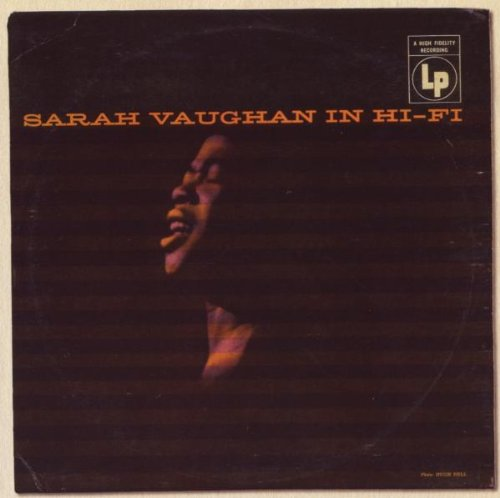 Sarah Vaughan The Nearness Of You pictures