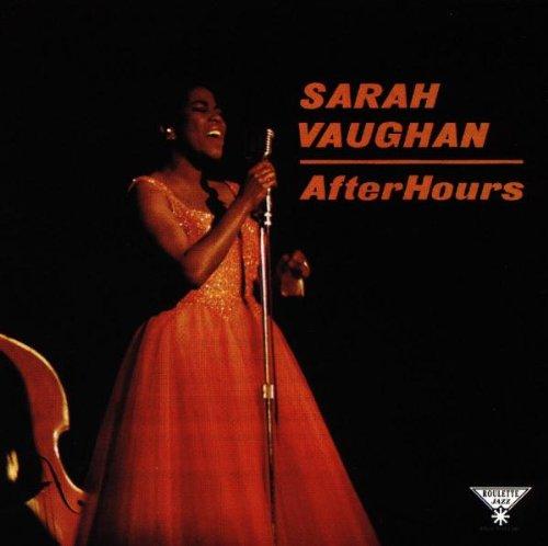 Sarah Vaughan Wonder Why profile picture