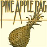Download Scott Joplin Pineapple Rag Sheet Music arranged for Easy Piano - printable PDF music score including 4 page(s)