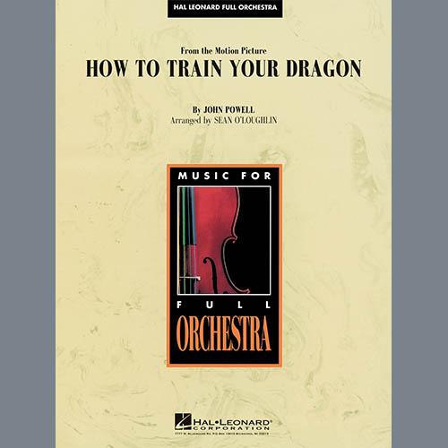 Sean O'Loughlin How to Train Your Dragon - Conductor Score (Full Score) profile picture