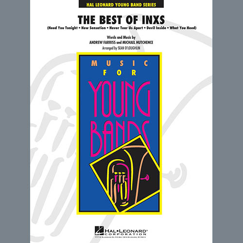 Sean O'Loughlin The Best of INXS - Conductor Score (Full Score) profile picture