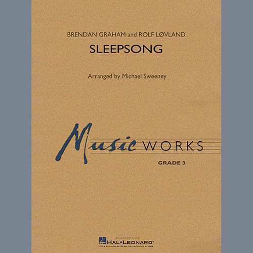 Secret Garden Sleepsong (arr. Michael Sweeney) - Bells/Crotales profile picture