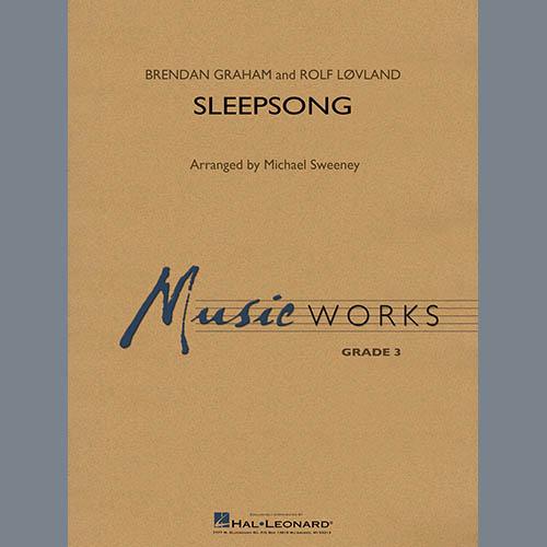 Secret Garden Sleepsong (arr. Michael Sweeney) - Eb Baritone Saxophone profile picture