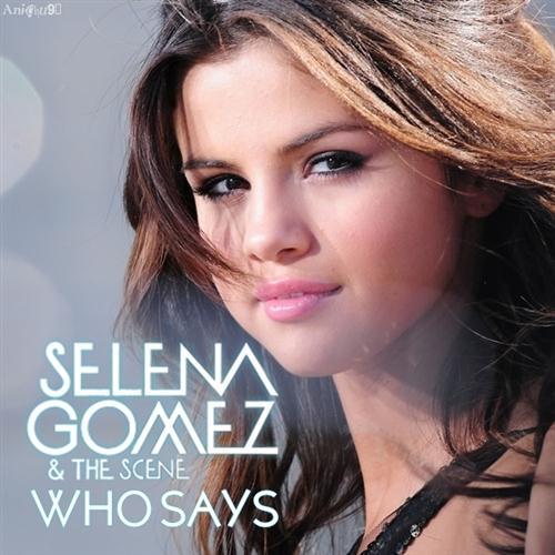 Selena Gomez & The Scene Who Says profile picture