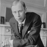 Download or print Waltz Sheet Music Notes by Sergei Prokofiev for Piano