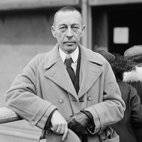 Sergei Rachmaninoff Hier ist es schön profile picture