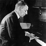 Download or print Preludes Op.32, No.5 Moderato Sheet Music Notes by Sergei Rachmaninoff for Piano