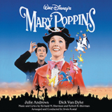 Download or print Supercalifragilisticexpialidocious (from Mary Poppins) Sheet Music Notes by Julie Andrews for Piano