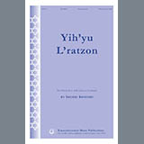 Download or print Yih'yu L'ratzon (May the Words) Sheet Music Notes by Sherry Kosinski for SSAA Choir