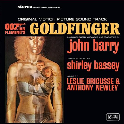 Shirley Bassey Goldfinger pictures