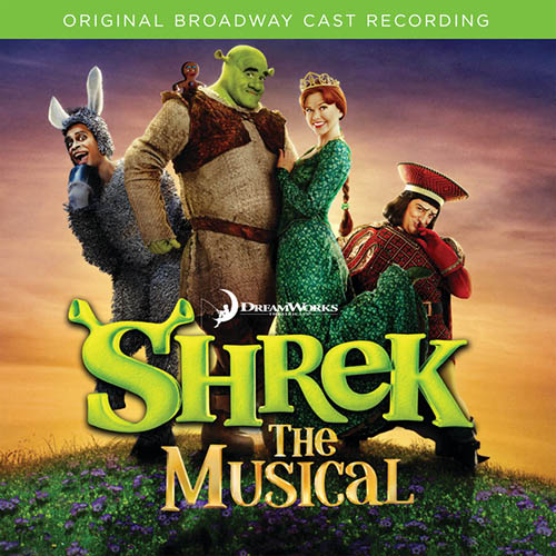 Shrek The Musical Who I'd Be profile picture
