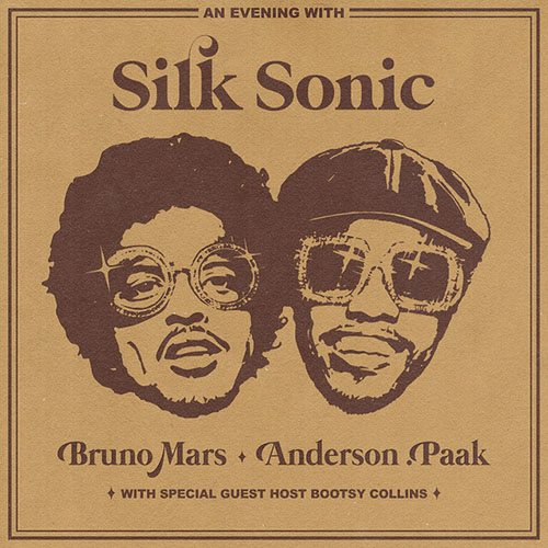 Bruno Mars, Anderson .Paak & Silk Sonic Leave The Door Open profile picture