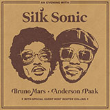 Download Bruno Mars, Anderson .Paak & Silk Sonic Leave The Door Open Sheet Music arranged for Piano, Vocal & Guitar (Right-Hand Melody) - printable PDF music score including 9 page(s)