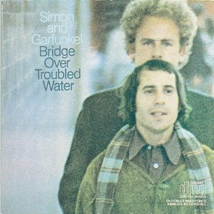 Download Simon & Garfunkel Bridge Over Troubled Water Sheet Music arranged for Piano (Big Notes) - printable PDF music score including 6 page(s)