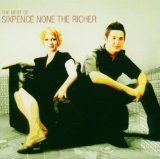 Download Sixpence None The Richer Kiss Me Sheet Music arranged for Piano, Vocal & Guitar (Right-Hand Melody) - printable PDF music score including 5 page(s)