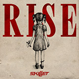 Download Skillet Circus For A Psycho Sheet Music arranged for Guitar Tab - printable PDF music score including 9 page(s)