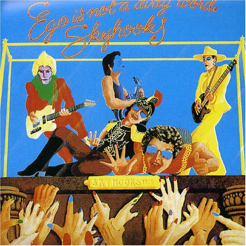 Skyhooks Ego Is Not A Dirty Word profile picture
