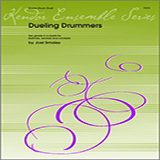 Download Smales Dueling Drummers Sheet Music arranged for Percussion Ensemble - printable PDF music score including 21 page(s)