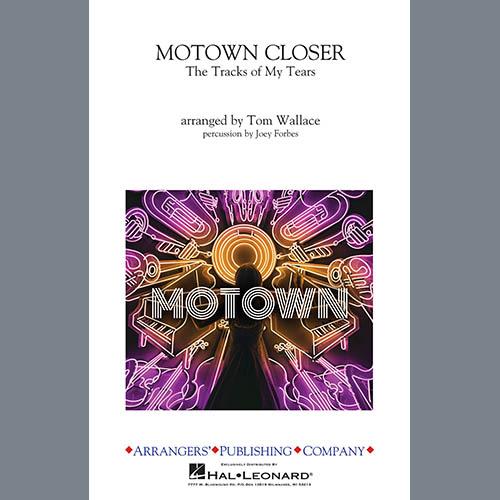 Smokey Robinson Motown Closer (arr. Tom Wallace) - Baritone Sax profile picture