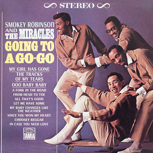 Smokey Robinson & The Miracles Ooo Baby Baby profile picture